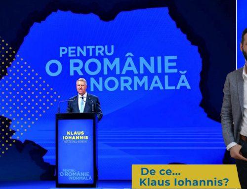 Scrisoare deschisă către piteșteni. De ce… Klaus Iohannis?