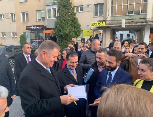 """Klaus Iohannis: ,,Cu siguranță este și timpul Piteștiului!"""""""
