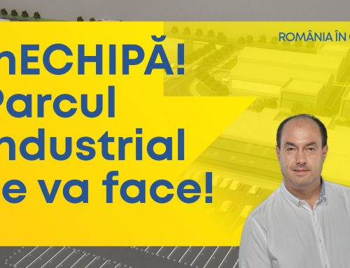 30 de ani furați din viitorul Piteștiului! #Echipa PNL pentru Primăria Pitești garantează că orașul va avea cel puțin un parc industrial