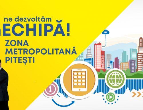 PNL face ECHIPĂ pentru ZONA METROPOLITANĂ!